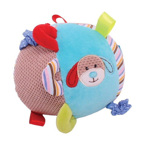 BigJigs Baby Toy Bruno Activity Ball