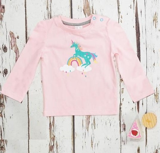 Blade and Rose Sparkling Unicorn Top