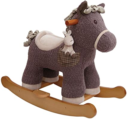 Little Bird Told Me Bobble and Pip Rocking Horse