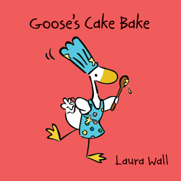 Childrens Books Goose's Cake Bake
