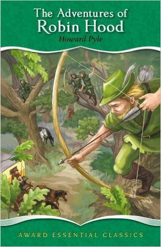 Childrens Classics Books The Adventures of Robin Hood