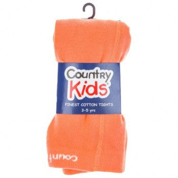 Country Kids Luxury Cotton Warm Coral