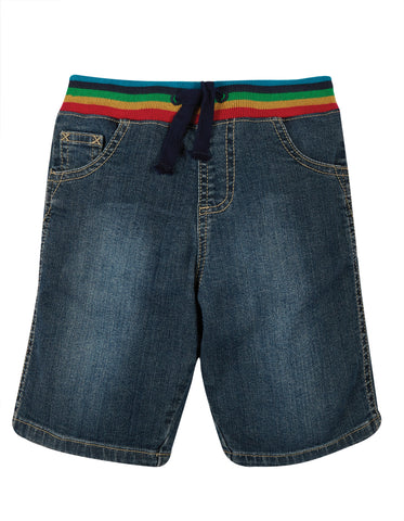 Frugi Boys Dorian Denim Shorts