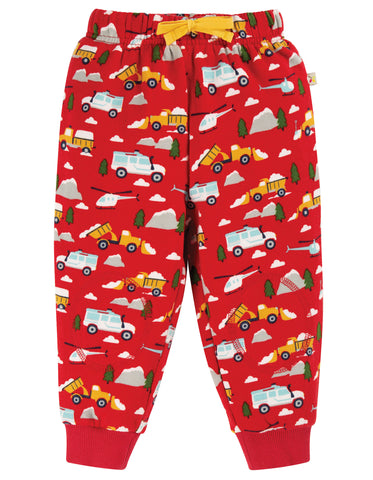 Frugi Snuggle Crawlers Mountain Rescue