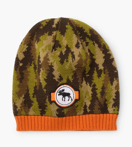 Hatley Forest Camo Hat