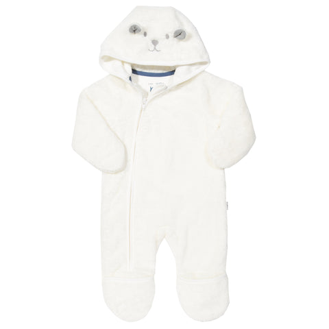 Kite Baby Bear Fleece Onesie