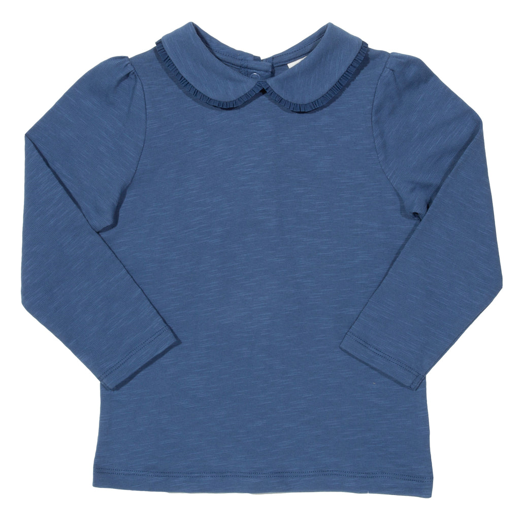 Kite Mini Peter Pan Top, Navy