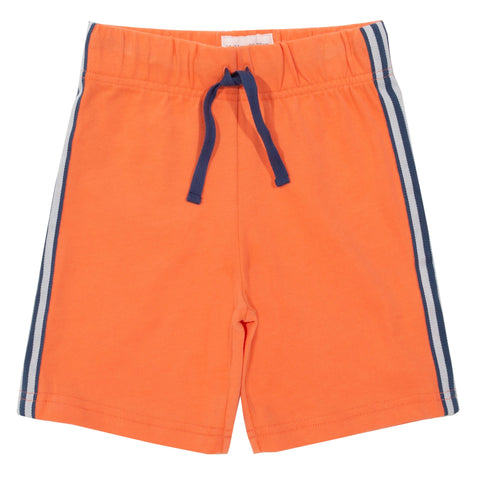 Kite Side Stripe Shorts, Orange