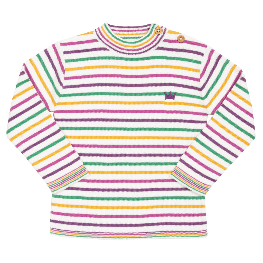 Kite Stripy Crown Jumper