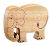 Lanka Kade Fair Trade Natural Wood Toys-Elephant
