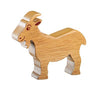 Lanka Kade Fairtrade Natural Wood Toys Goat