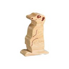 Lanka Kade Fair Trade Natural Wood Toys -Safari Animals, various