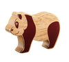 Lanka Kade Fair Trade Natural Wood Toys Panda