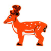 Lanka Kade Fair Trade Painted Wood Woodland Animals