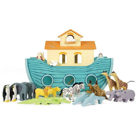 Le Toy Van Wooden Great Noah's Ark