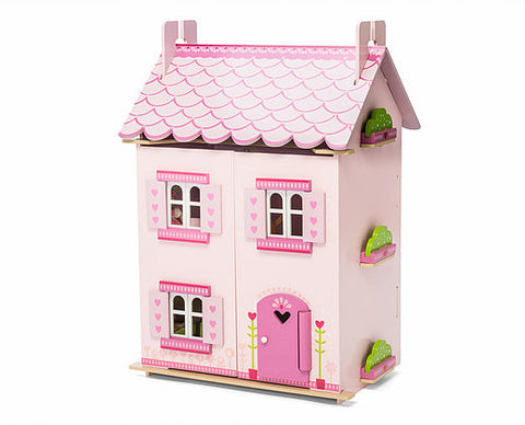 Le Toy Van Dolls House My First Dream House & Furniture