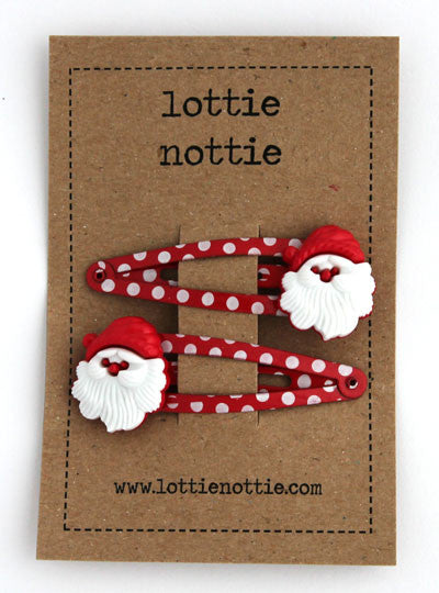 Lottie Nottie Christmas Holly Santas Childrens clothes shop