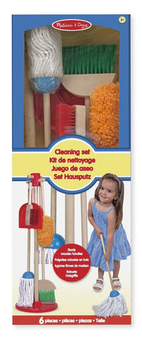 Melissa & Doug Childrens Toys Cleaning Set