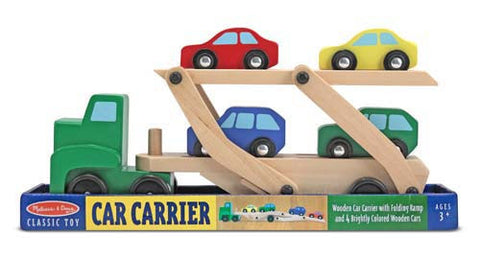 Childrens Toys - Melissa & Doug Car Transporter
