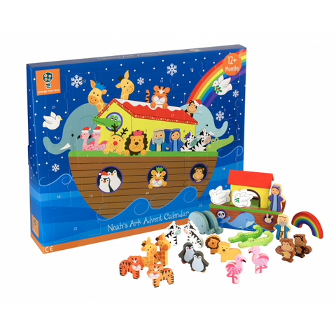 Orange Tree Toys Noah's Ark Advent Calendar