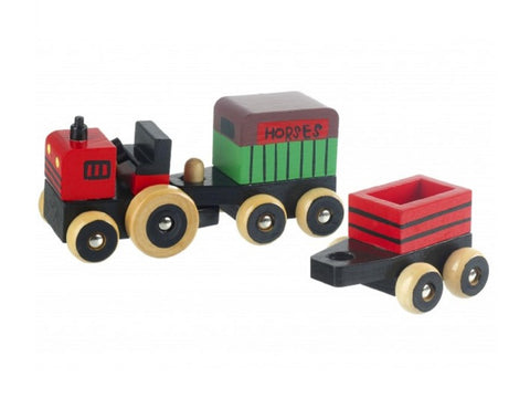 Orange Tree Trucks-First Farm Vehicles
