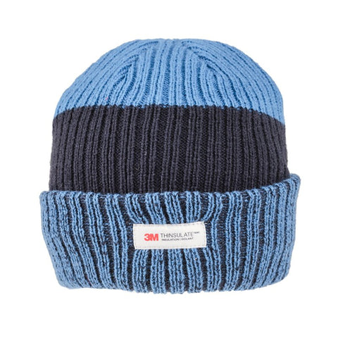 Thinsulate Beany Hat Blue