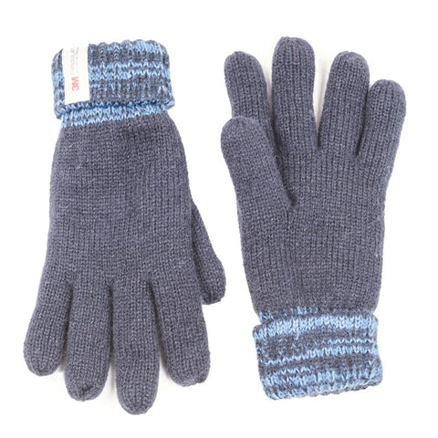 Thinsulate Gloves Blue