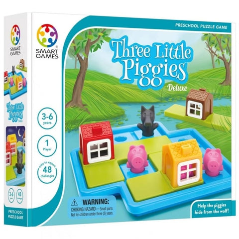 Smart Games Three Little Piggies Delux
