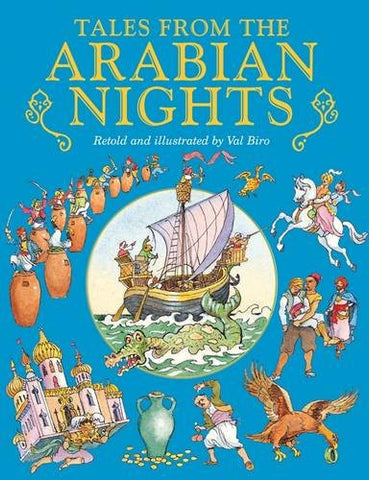 Childrens Books Tales From The Arabian Nights