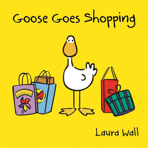 Childrens Books Goose Goes Shopping