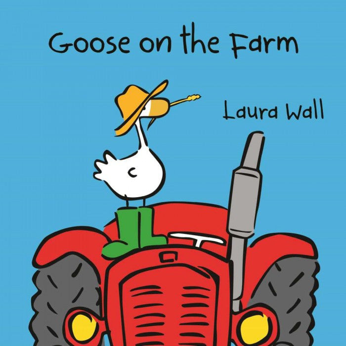 Childrens Books Goose on the Farm