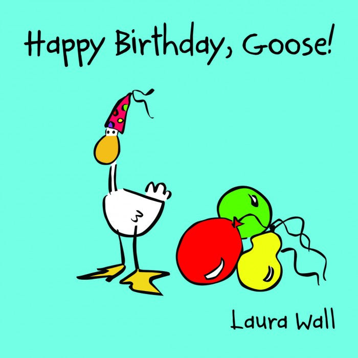 Childrens Books Happy Birthday Goose