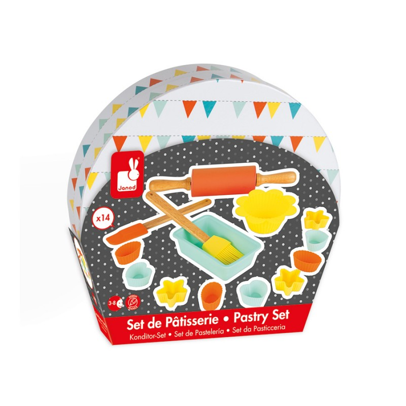 Janod Happy Days Pastry Set