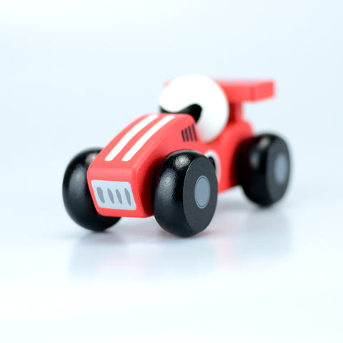 Jumini Wooden Racing Car