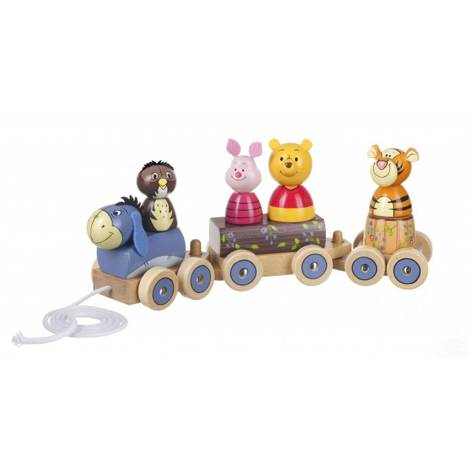 Orange Tree Toys Winnie the Pooh Puzzle Train