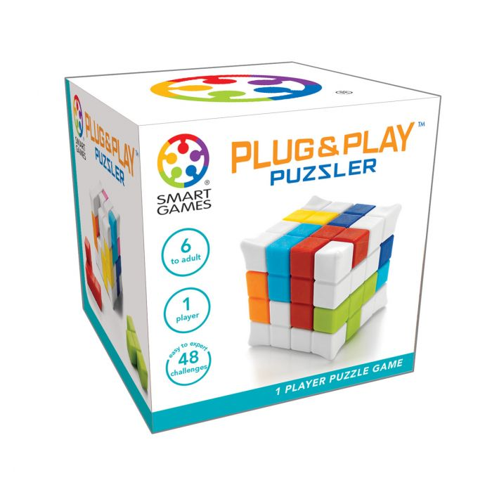 Smart Games Plug and Play Puzzler