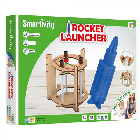 Smartivity Rocket Launcher