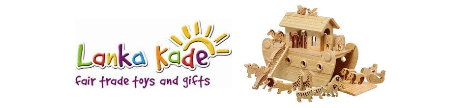 Lanka Kade Fairtrade toys