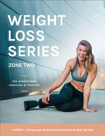 Weight Loss Series (Zone 2)