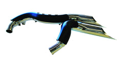 Chrome Blow Performance Exhaust