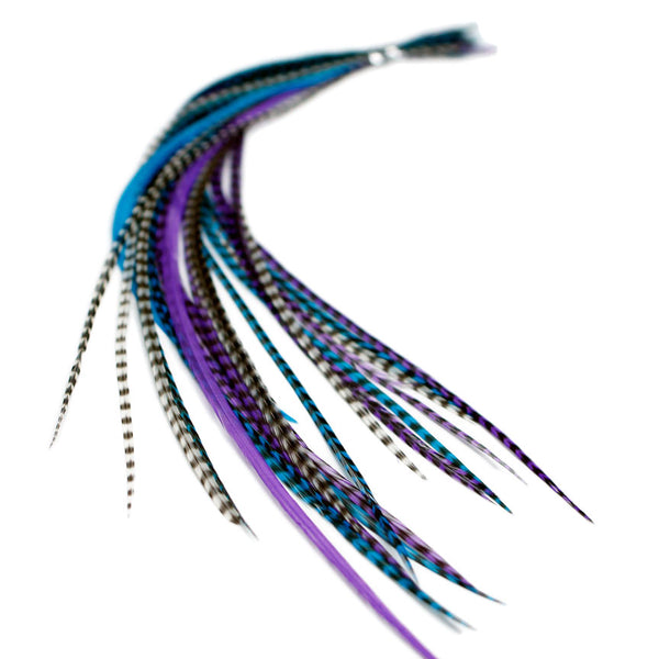 20x Discount  B-Grade Feathers - Midnight