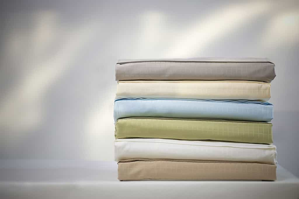 Athena Bamboo King Sheet Set - Ivory