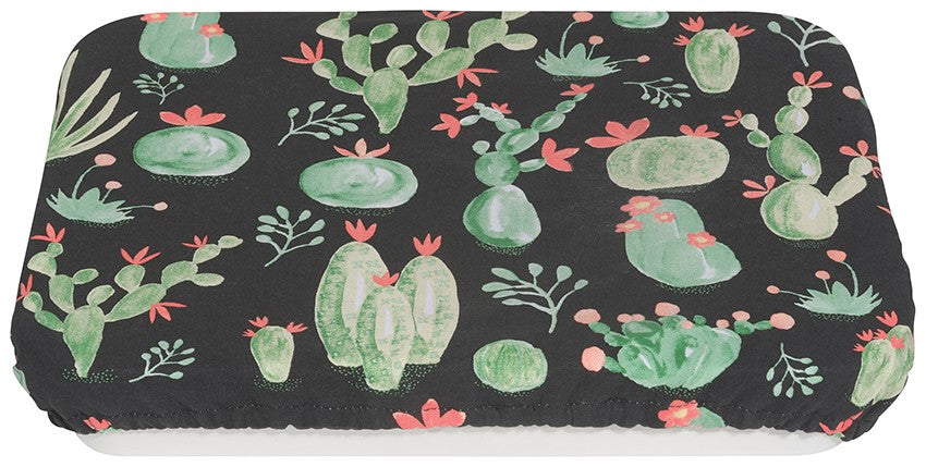 Food Storage Baking Dish Cover - Cacti