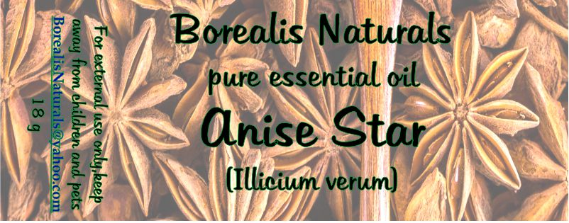 Essential Oil - Anise Star
