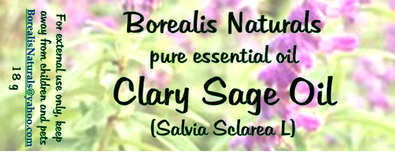 Essential Oil - Clary Sage