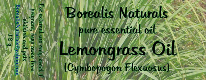 Essential Oil - Lemongrass