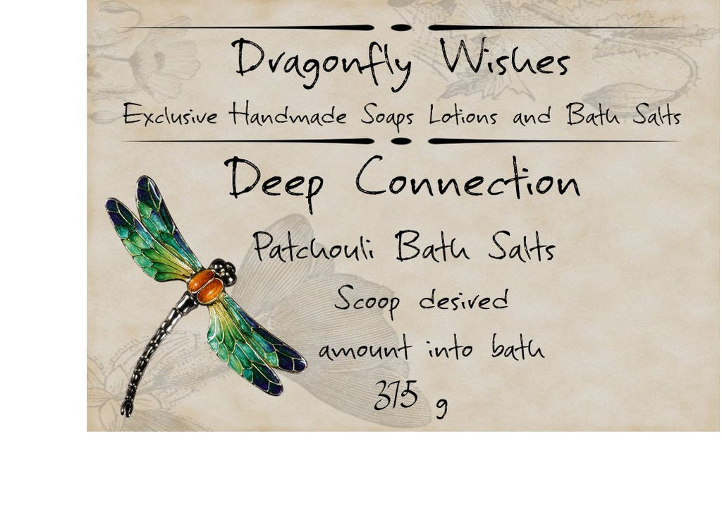 Bath Salt - Deep Connection