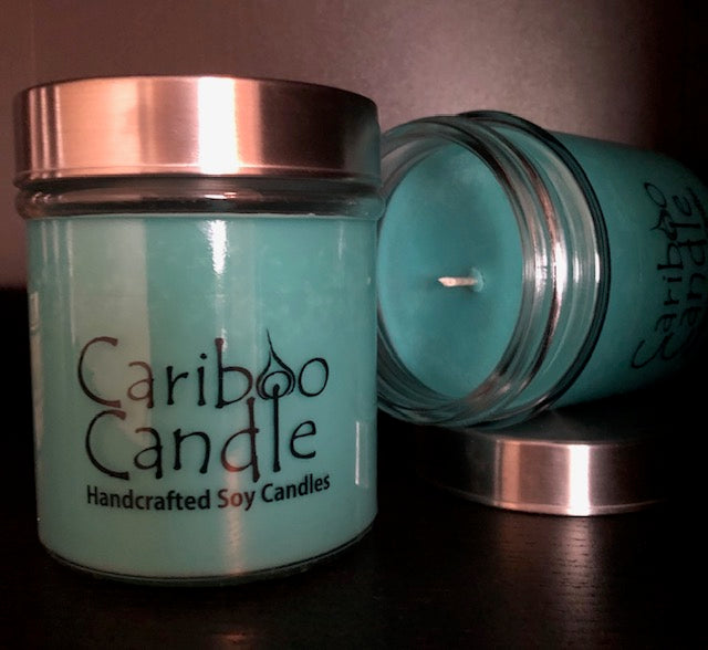Jar Candle - Rosemary mint