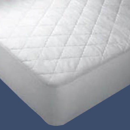 Quilted Mattress Pad - Queen