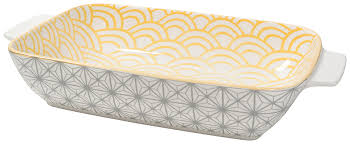 Large Rectangle Serving Dish - Sunstone
